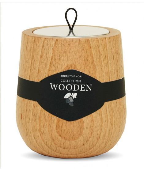 Kerze Wood