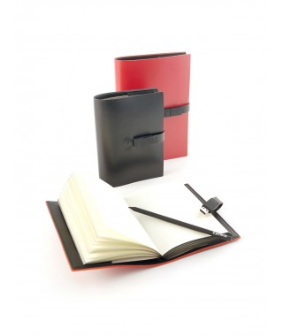 Notizbuch mit USB
