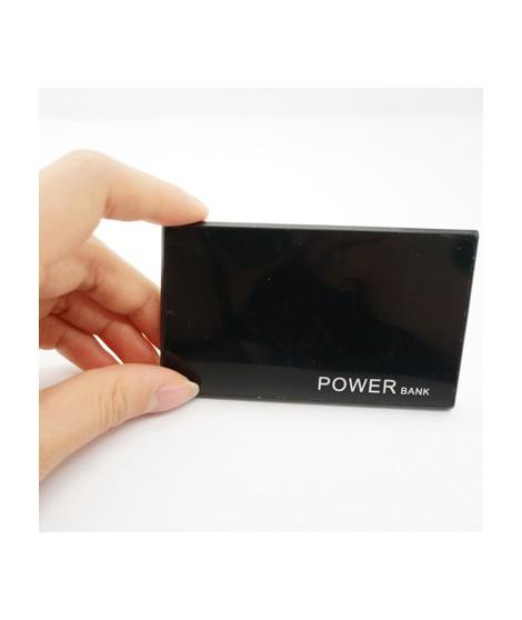 Powerbank Creditcard Superslim