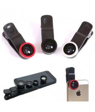 Mobile Lens 4in1