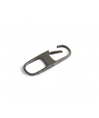 LEXON HOOK DOUBLE KEY RING