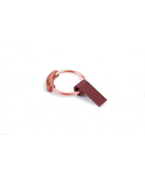 LEXON FINE USB KEY RING